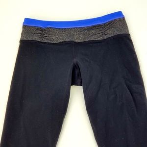 Lululemon size 4 crop leggings